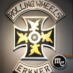 Rolling Wheels Wappen