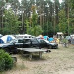 Campingplatz am Flakensee in Woltersdorf