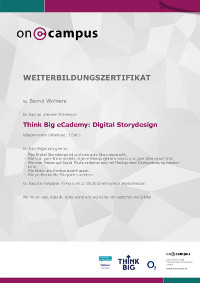 Digital Storydesign Mooc
